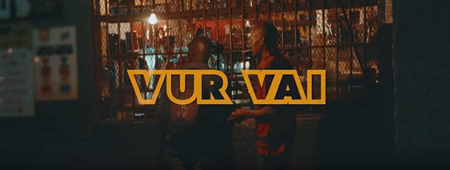 Watch Kwesta's 'Vur Vai' music video