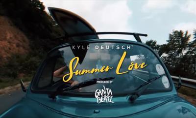 Watch Kyle Deutsch's 'Summer Love' music video