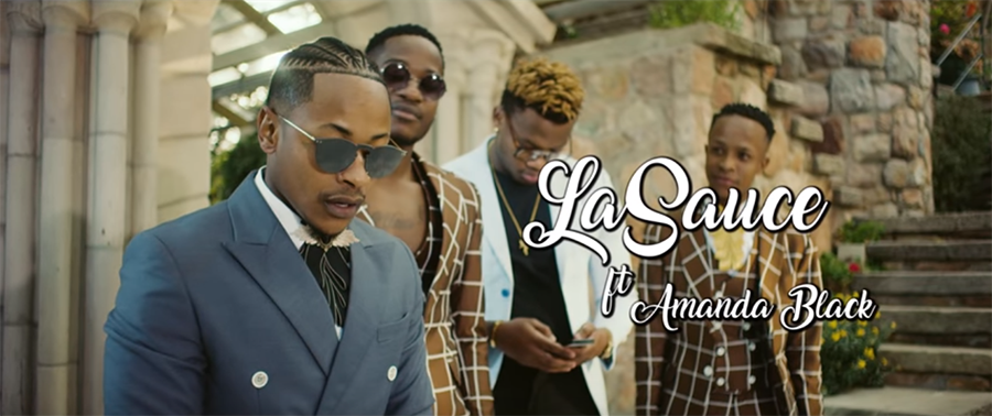 LaSauce's 'I Do' music video, featuring Amanda Black, reaches 7.5 million views