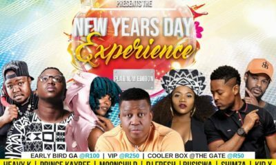 Mo Flava to host 'New Year's Day Experience' at the Platinum Lounge