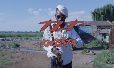 Watch TLT's 'Mbube' music video, featuring Kwesta