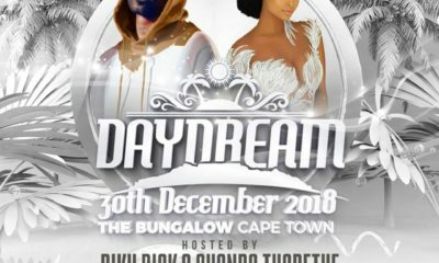 Riky Rick set to host 'Daydream' event at The Bungalow