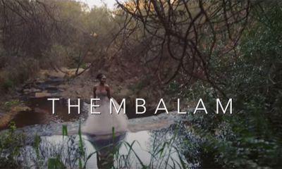 Watch Zahara's 'Thembalam' music video