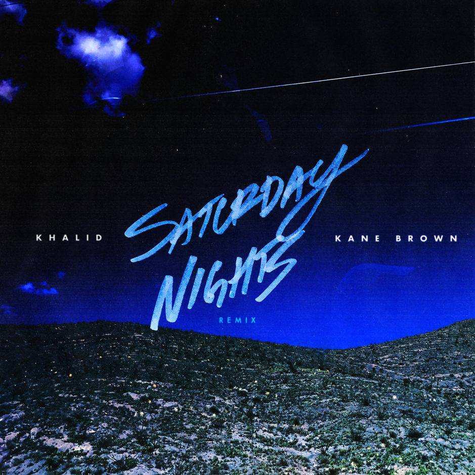 Khalid and Kane Brown release 'Saturday Nights' remix