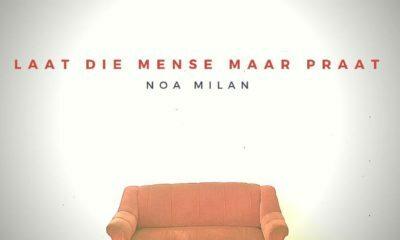 Listen to Noa Milan's new single, 'Laat Die Mense Maar Praat'