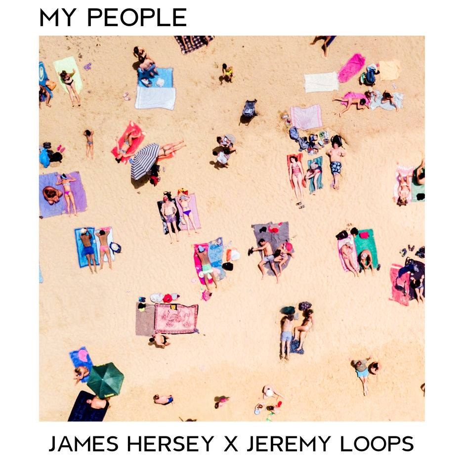 Listen to James Hersey and Jeremy Loops' 'My People'