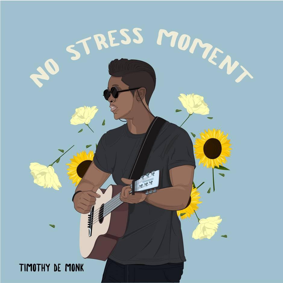 Listen to Timothy De Monk's single, 'No Stress Moment'