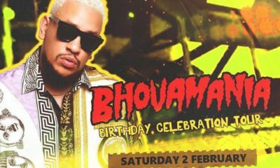 AKA gears up for next edition of BHOVAMANIA birthday tour at Eyadini Lounge
