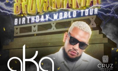 AKA announces Bhovamania World Tour