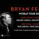 Arno Carstens announced as supporting act for Bryan Ferry's South African shows