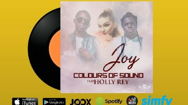 Holly Rey collaborates with Colours of Sound on their new song 'Joy'