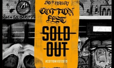 Cotton Fest tickets completely sold out