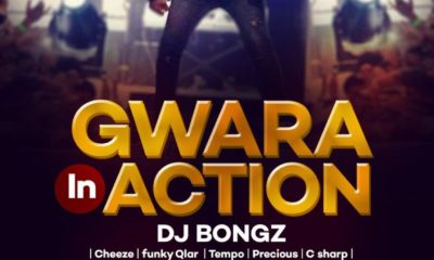 DJ Bongz reminds fans of the 'Gwara in Action' event