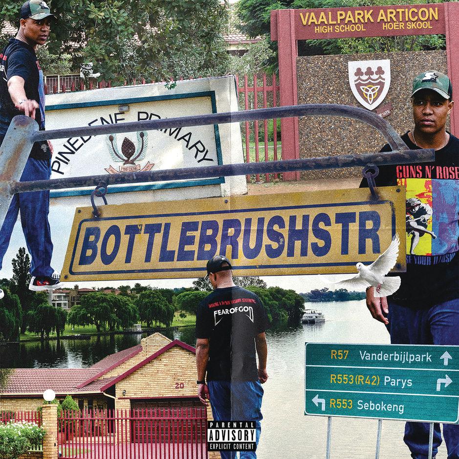 Listen to DJ Speedsta's new album, BottlebrushStr