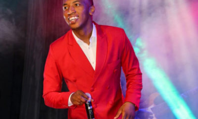 Dumi Mkokstad gets two Africa Gospel Awards nominations
