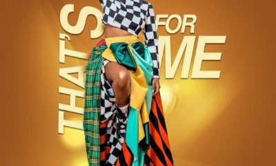 Listen to Vanessa Mdee's brand new single, 'That's For Me'