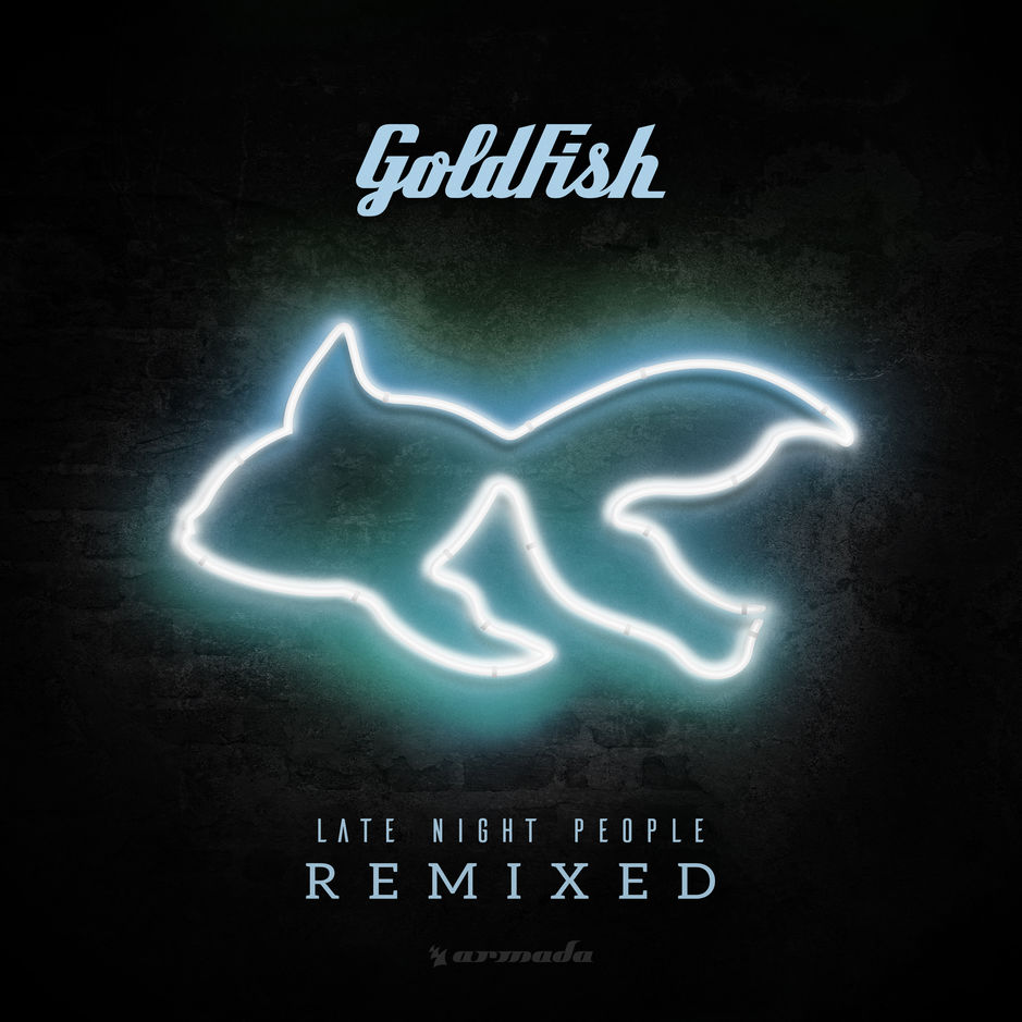 Pre-order GoldFish's new album, Late Night People Remixed