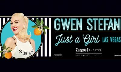 Gwen Stefani invites fans to Las Vegas performance