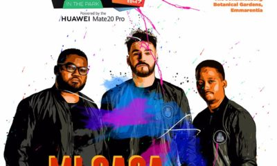 Mi Casa gush over Huawei Joburg Day line-up