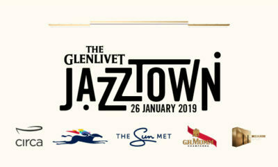 Lira, Mi Casa and DJ Shimza featured on 2019 Glenlivet JazzTown marquee line-up