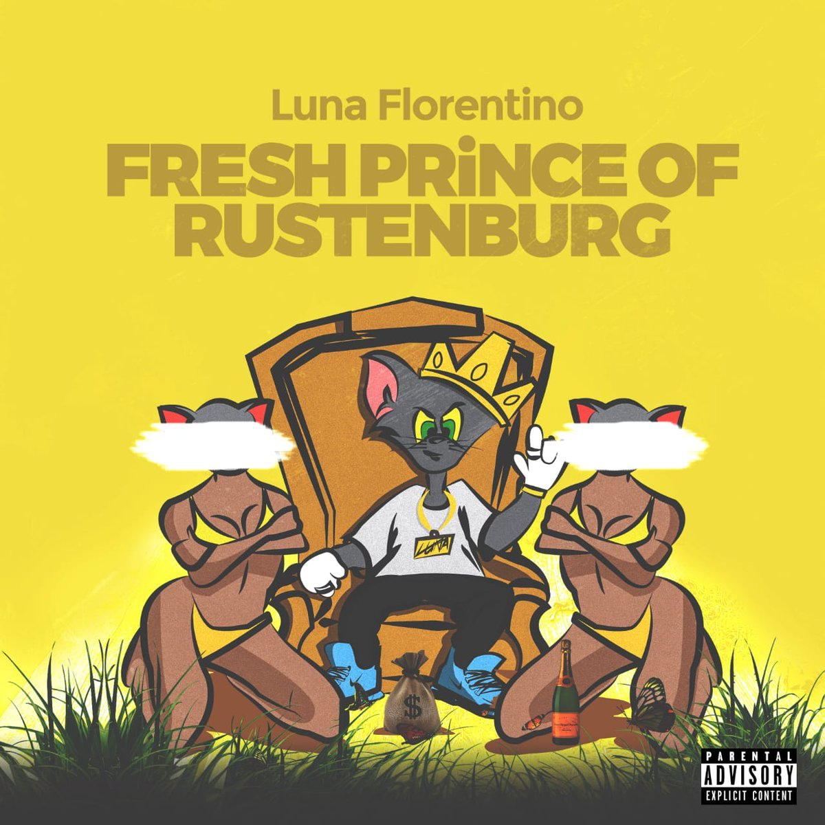 Luna Florentino album The Fresh Prince of Rustenburg