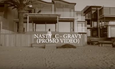 Watch Nasty C's 'Gravy' promo video