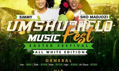 Sho Madjozi and Simmy join Umshubhelo Fest line-up