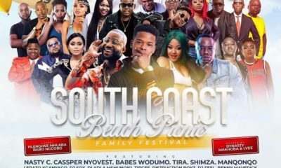 DJ Tira to perform at South Coast Beach Picnic Family Festival