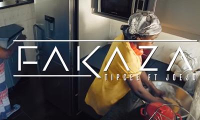 Tipcee's 'Fakaza,' featuring Joejo, reaches two million views on YouTube