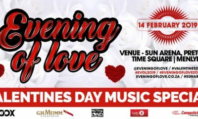 Fans can help pick the set-list for Vusi Nova's 'Evening of Love'