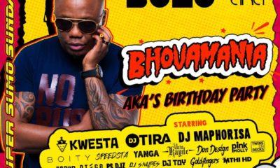 DJ Tira to perform at AKA's birthday party at Sumo nightclub