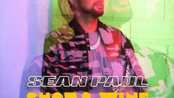 Listen to Sean Paul's new single, Shot & Wine
