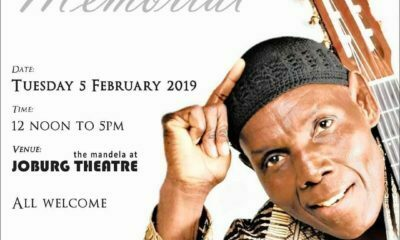 Berita set to honour Oliver Mtukudzi at his memorial service