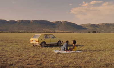 Watch Black Coffee's Wish You Were Here music video, featuring Msaki
