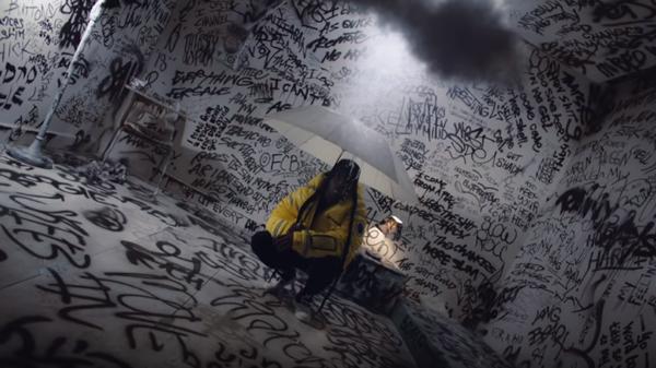 Watch Boogie's Rainy Days music video, featuring Eminem