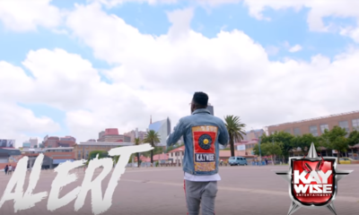 Watch DJ Kaywise and DJ Maphorisa's Alert music video, featuring Mr Eazi