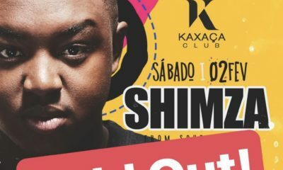 DJ Shimza shares news about sold out show in Portugal Ashley Raphala