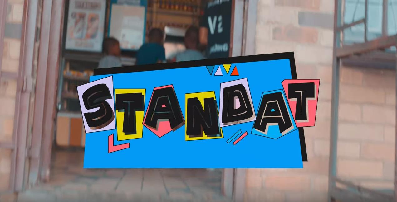 Watch Darkie Fiction and DJ Sliqe's Standat music video