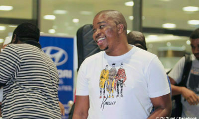 Dr Tumi gears up for Valentine's Day concert in Johannesburg