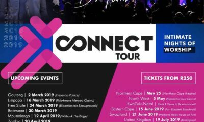Dr Tumi announces local and international Connect Tour dates