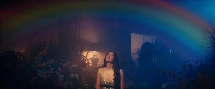 Watch Kacey Musgraves' Rainbow music video