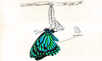 Listen to Kehlani's new single, Butterfly