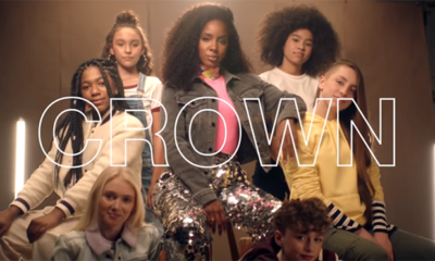 Watch Kelly Rowland's Crown music video