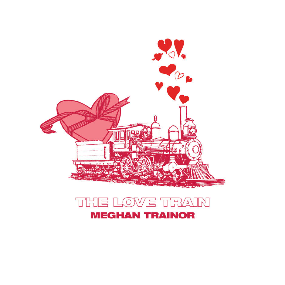 Listen to Meghan Trainor's new EP, The Love Train