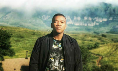 Loyiso Bala is shooting two music videos this week
