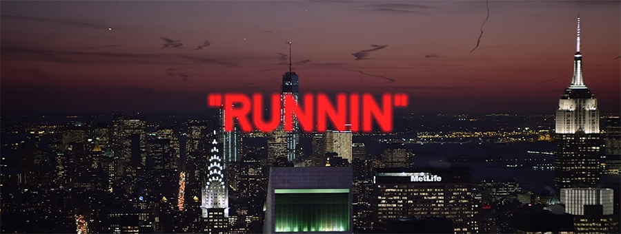 Watch MikeWillMadeIt's Runnin' music video