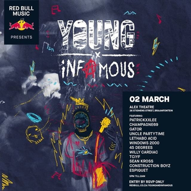 Young & Infamous hip-hop event to take place at Alexander Theatre