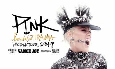 Pink announces new single and album title on The Ellen DeGeneres Show
