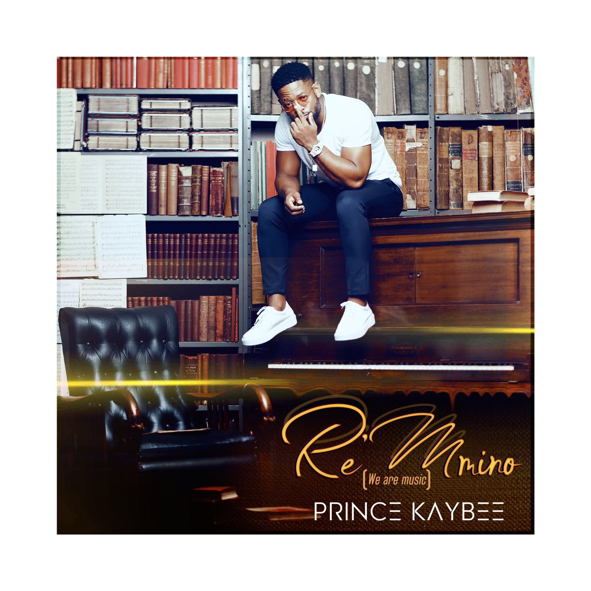 Pre-order Prince Kaybee's new album, Re Mmino