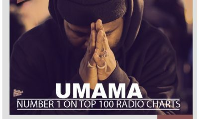 Sjava's Umama maintains number 1 position on iTunes Top 100 chart
